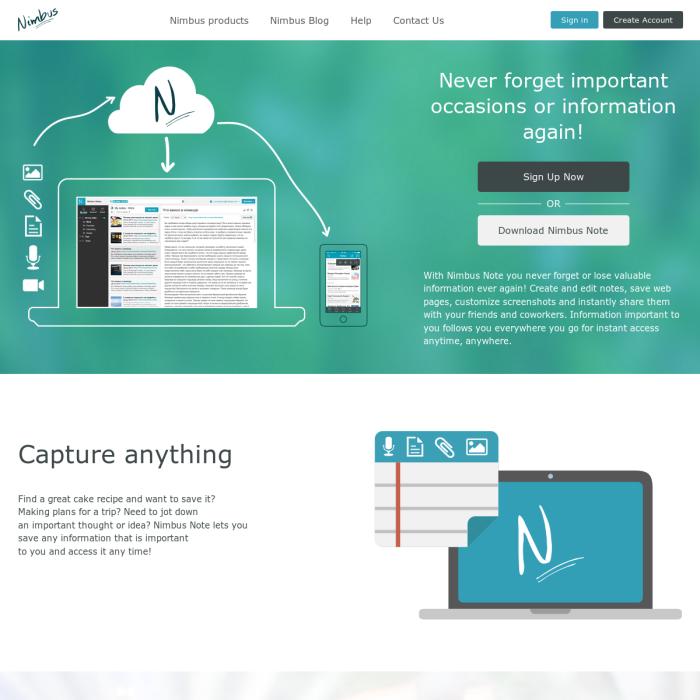 Nimbus Notes – Recruiterstack by Instalent