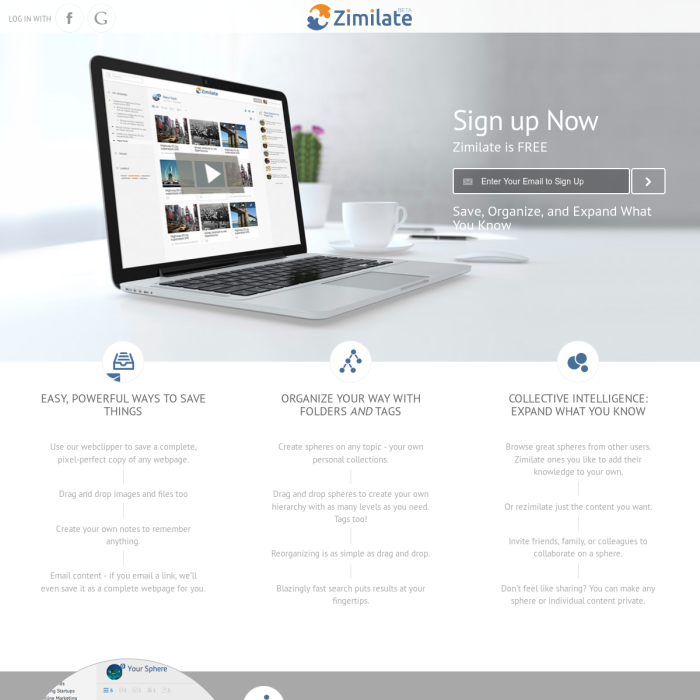 Zimilate Webpage Clipper – Recruiterstack by Instalent
